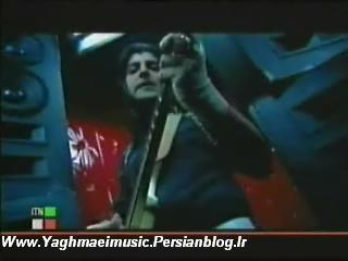 Kaveh Yaghmaei in Sokot e Sard Music Video