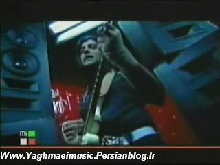 کاوه یغمایی در موزیک ویدئوی سکوت سرد *** Kaveh Yaghmaei in Sokot e Sard Music Video