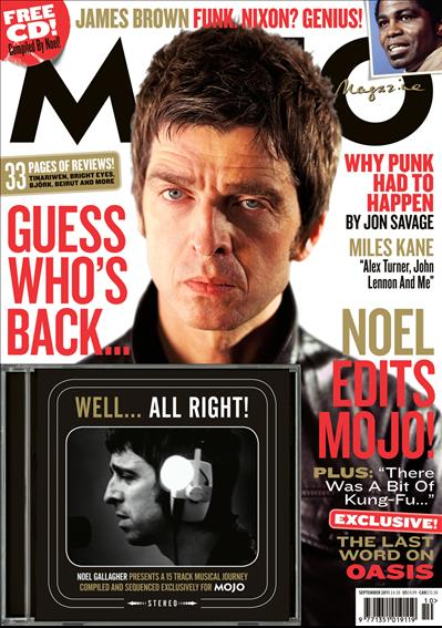 MOJO mag September 2011